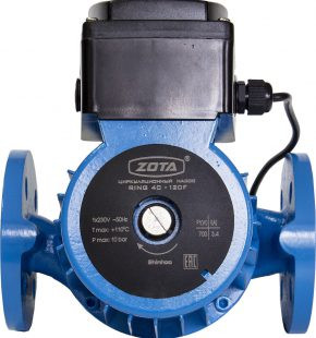 Насос ZOTA RING 40-120F (1 скорость)
