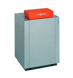 Газовый котел Viessmann Viessmann Vitogas 100-F 84 кВт (с Vitotronic 200 тип KO2B)