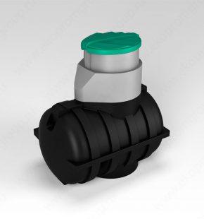 ЭкоПром Емкость U 1250 oil