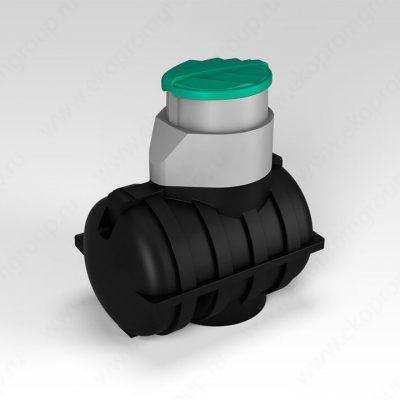 Емкость U 1250 oil
