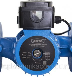 Насос ZOTA RING 50-120 SF (3 скорость)