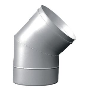 Дымоход Вулкан Отвод OTHR 45°