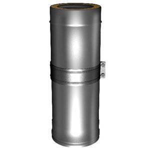 Труба телескопическая с изоляцией  DTTH 330