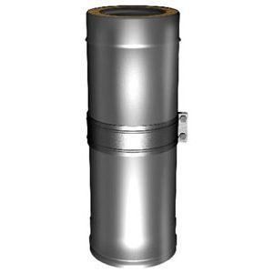 Дымоход Вулкан Труба телескопическая с изоляцией DTTH 250