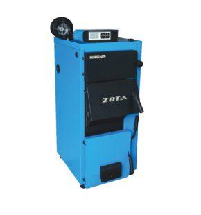 Твердотопливный котел ZOTA Magna 100