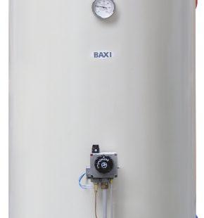 Накопительный водонагреватель Baxi SAG-3 115 T